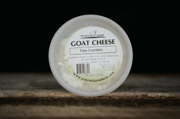 Goat Cheese Feta Crumbles