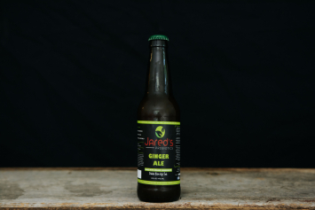 Organic Ginger Ale Probiotic Soda