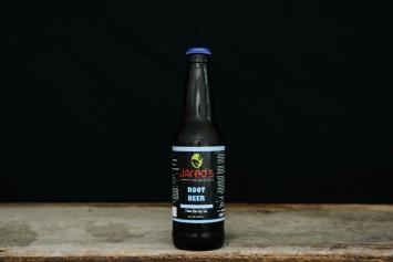 Organic Root Beer Probiotic Soda