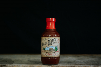 Uncle Matt's BBQ Sauce Spicy