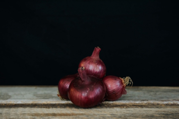 Organic Candy Red Onions