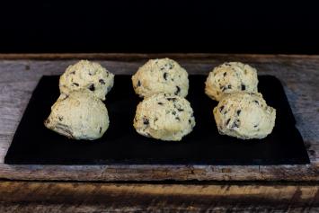 Take & Bake Chocolate Chip Cookies