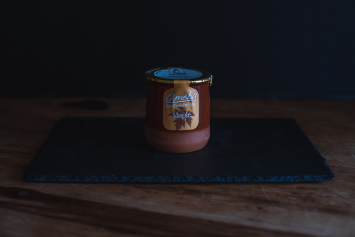 Maple Yogurt Jar