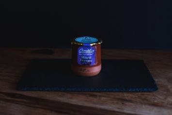Mixed Berries Yogurt Jar