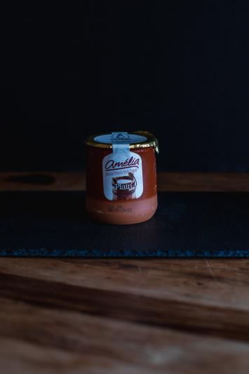 Plain Yogurt Jar