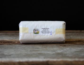 Grass-Fed Unsalted Butter