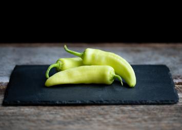 Organic Banana Peppers