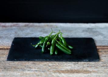 Organic Serrano Peppers