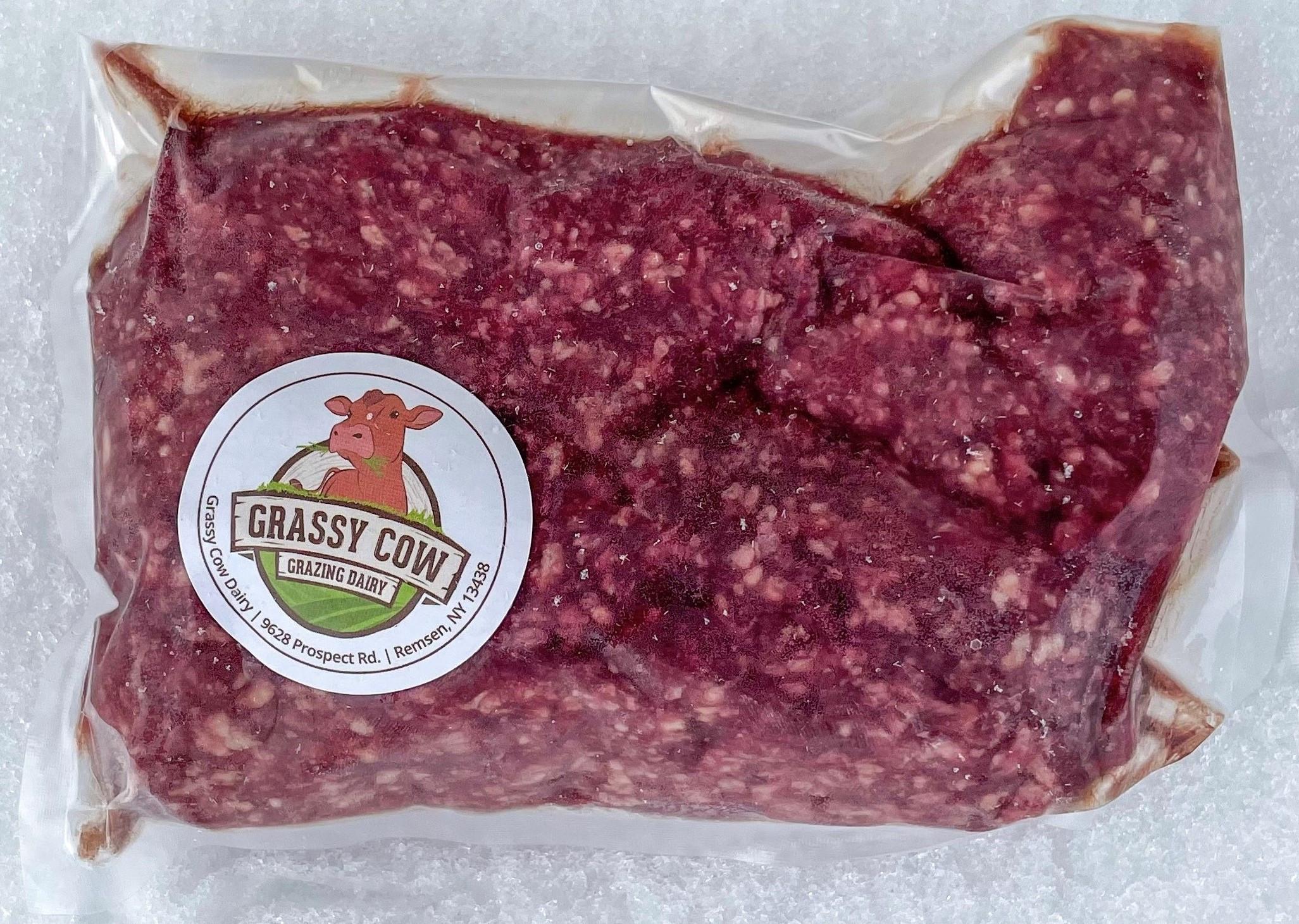 Ground Beef - 1 Pound Bulk