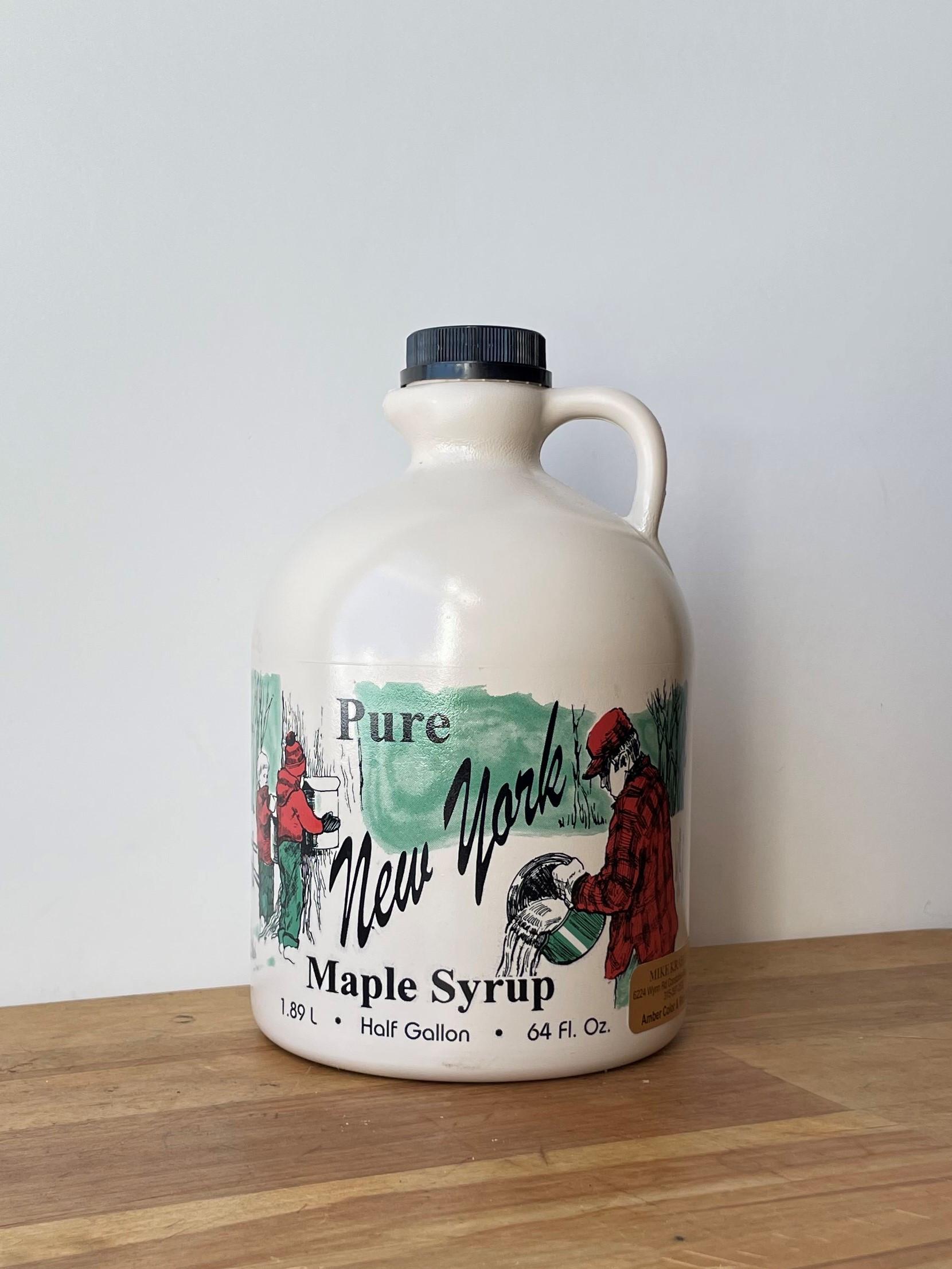 Maple Syrup-1/2 Gallon
