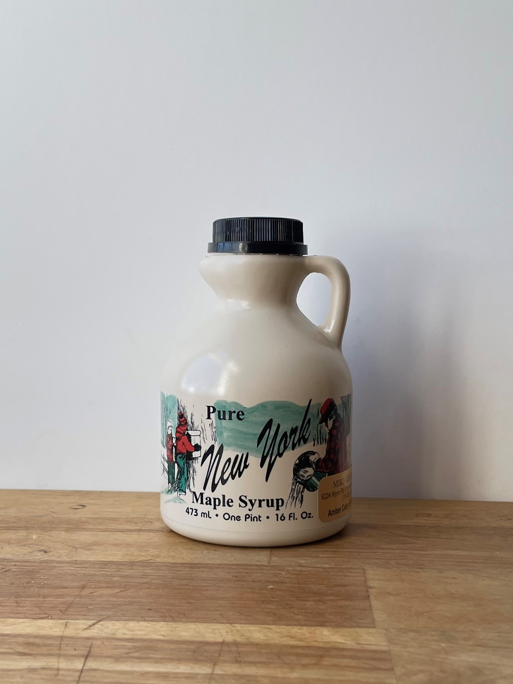 Maple Syrup-Pint