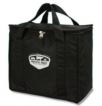 Grateful Graze Insulated Bag