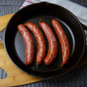 Old Fashioned Beef Wieners