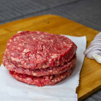 1/3 lb Ground Beef Patties