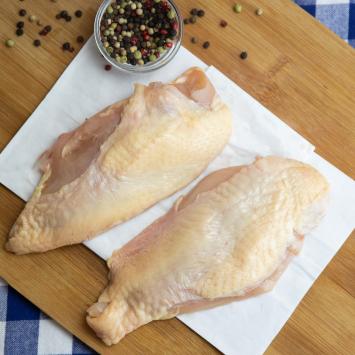 Chicken Breasts (Bone-In) 4/pkg