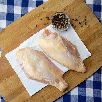Chicken Breasts (Bone-In) 2/pkg