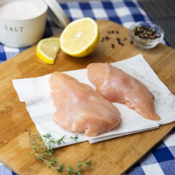 Chicken Breasts (Boneless/Skinless) 2/pkg