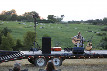 Concert with the Cows 8/14/20 6PM-9PM