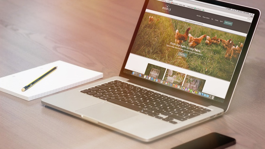 6 Tips for a Well Designed Farm Website