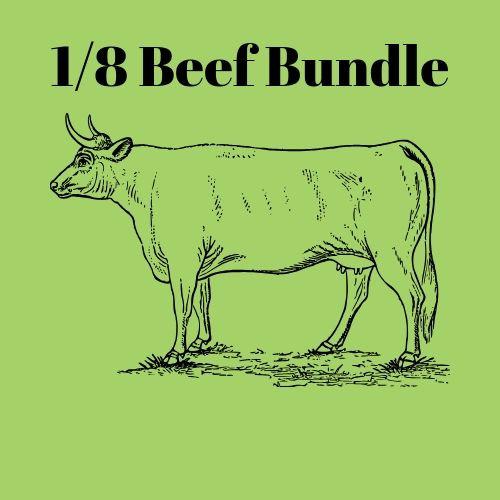 1/8 Beef Bundle
