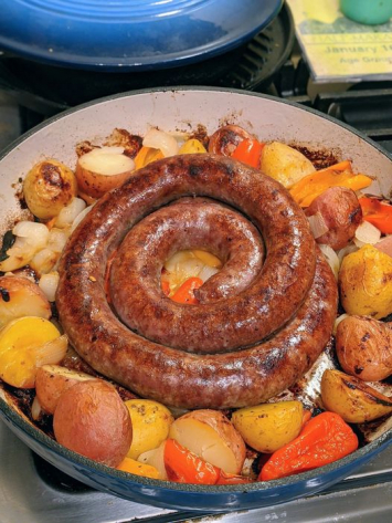 German Rope Sausage