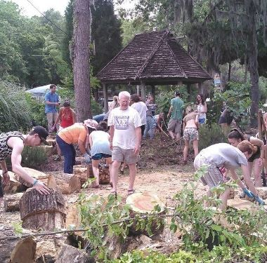 A Southern Food Forest Workshop- family pass