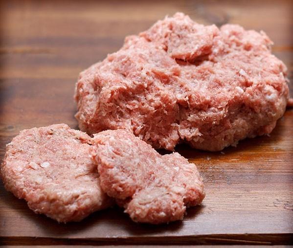 Ground Sausage- Medium - USDA