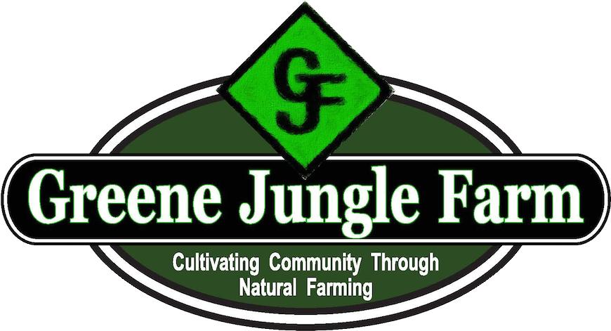 Greene Jungle Farm Logo