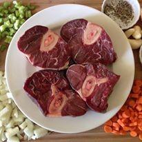 Beef Soup Bones (Meaty, Ossobuco)