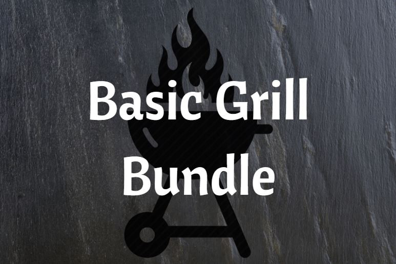 Grill Bundle - Basic