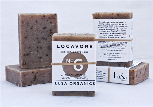 Tofani (Naughty) Locavore Soap #6