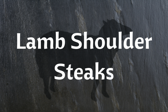 Lamb Shoulder Steaks