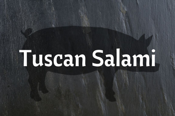 Tuscan Salami