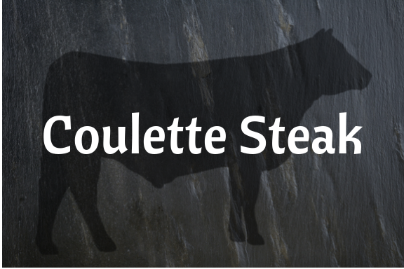 Coulette Steak