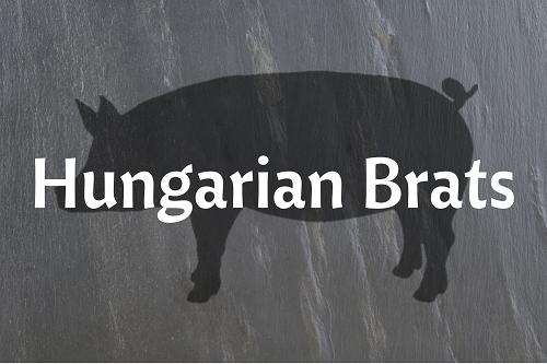 Hungarian Brats