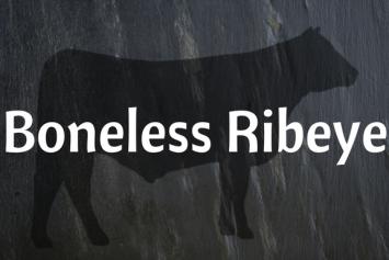 Boneless Ribeye