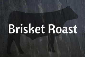 Brisket Roast