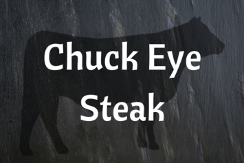 Chuck Eye Steak