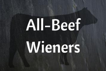 All-Beef Wieners