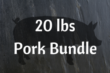 20 lbs Pork Bundle