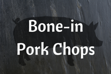 Pork Bone-in Chops
