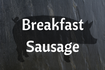 Ground Breakfast Sausage