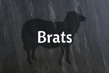 Lamb Brats