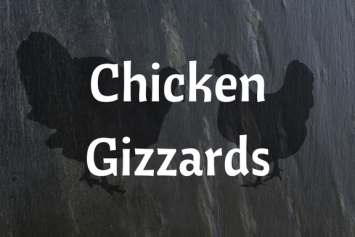 Chicken Gizzards