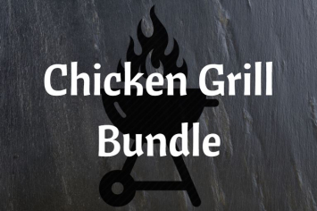 Grill Bundle - Chicken