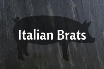 Italian Brats