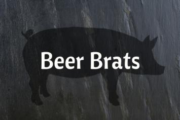 Beer Brats