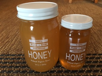 Local Raw Honey - 24oz