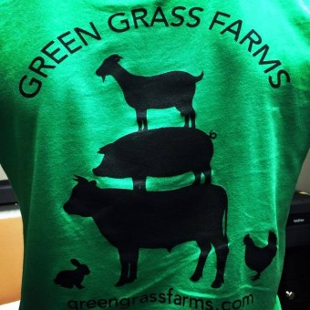 Farm T-shirt (S, M, L, XL, 2XL)