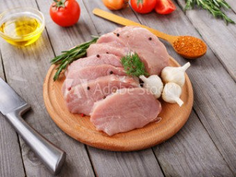 Boneless Pork Chops (Out of Stock Until Aprox. June 2018)